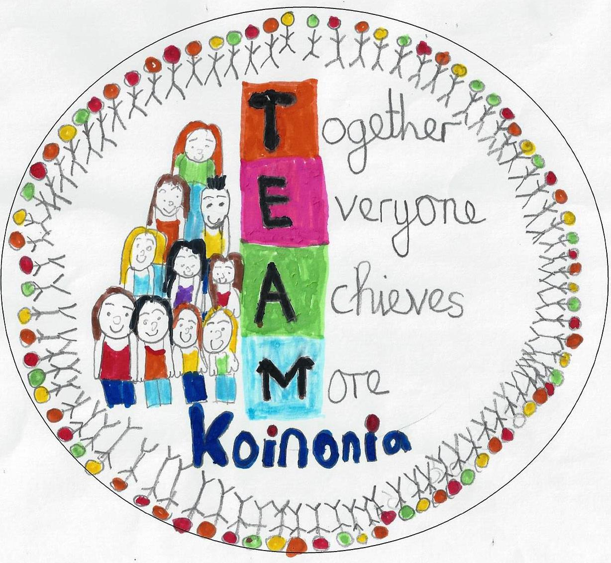 Christian Value of the Month : Koinonia