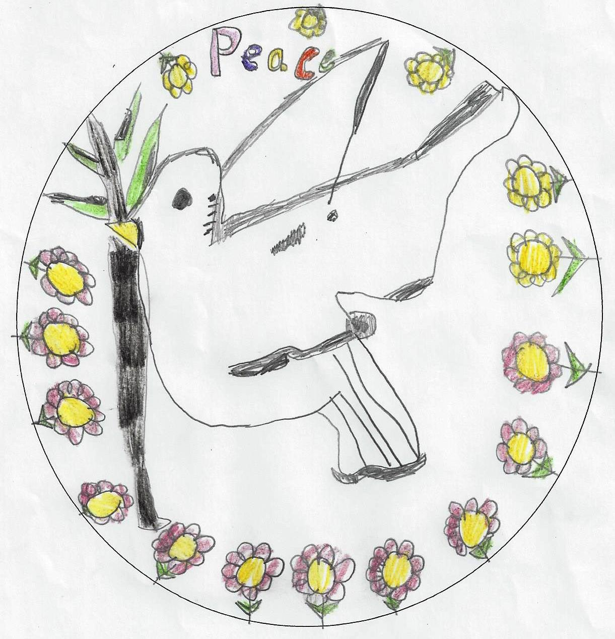 Value of the Month : Peace